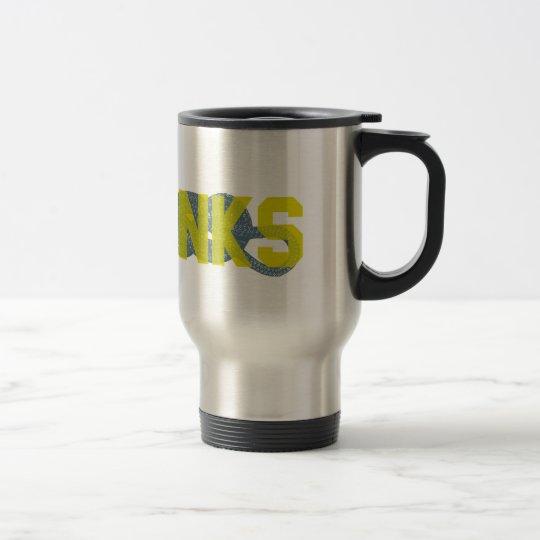 Shawagunks Climbing Travel Mug