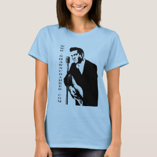 Shawn Barker Girls T-Shirt