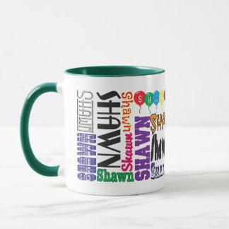 Shawn Coffee Mug