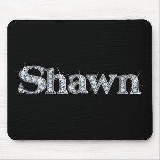 "Shawn ""Diamond Bling"" Mousepad"