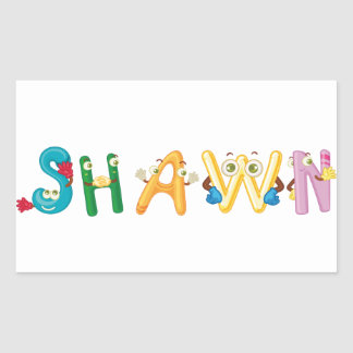 Shawn Sticker