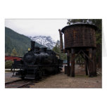 Shay Locomotive and Tower Cards
