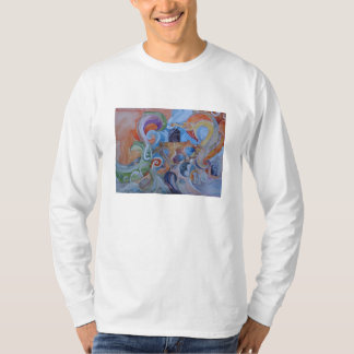 Shayne Ely Arts - Awesome Swirly Thing T-Shirt