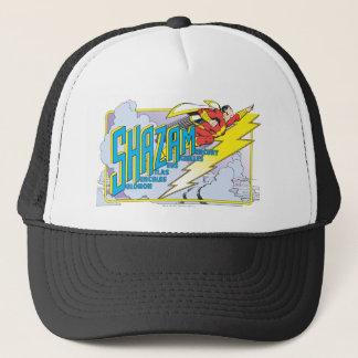 Shazam Acronym 2 Trucker Hat