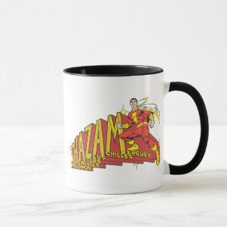 Shazam Acronym Mug