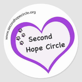 SHC Logo Classic Round Sticker