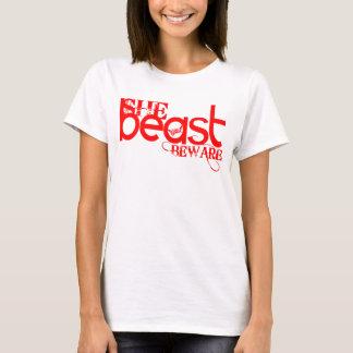 She-Beast Red tank