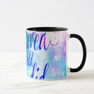 She Believed in Creation's Heaven Mug
