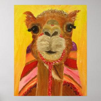 She-Camel Poster