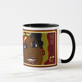 SHE Cups & Mugs designed by Brenda Phillips