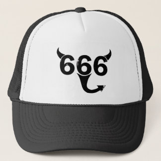 She Devil Trucker Hat