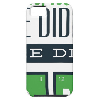 she didn t' she did o MG, funny design iPhone 5 Covers