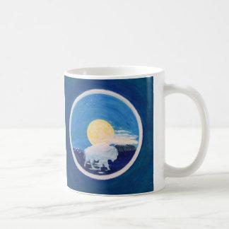 She Dreams Buffalo mug