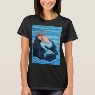 She Dreams Sea Dreams Mermaid Unisex T-Shirt