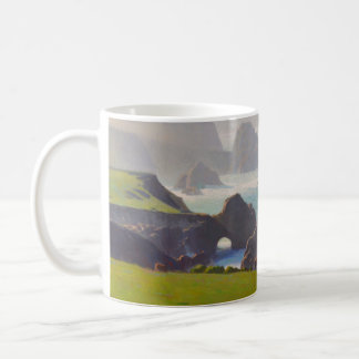 She Found Herself In The Mist Coffee Mug