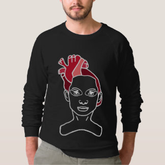 She got my Heart_V2 Sweatshirt