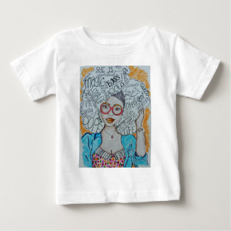 She Is... Baby T-Shirt