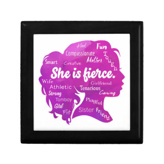 She is Fierce Gift Box