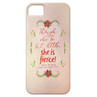 She is Fierce iPhone 5 Case