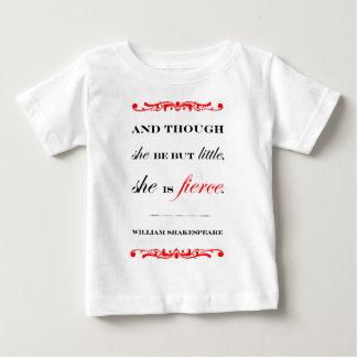 She is Fierce Tshirts