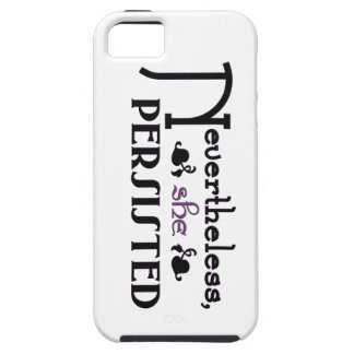 She Persisted iPhone 5 Covers