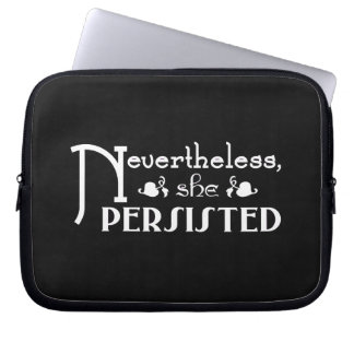 She Persisted Laptop Computer Sleeve
