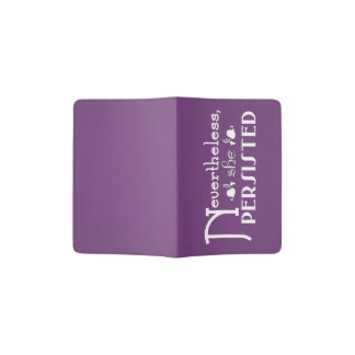 She Persisted Passport Holder