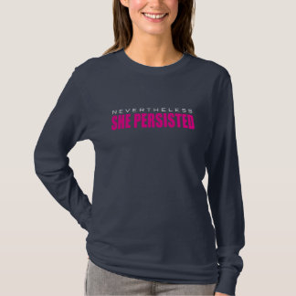 She Persisted T-Shirt