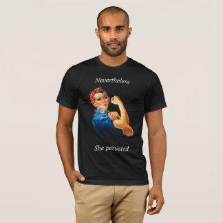 """""""She Persisted"""" T-Shirt - Men's"""