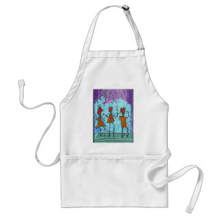 She s With Me Aprons