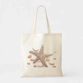 She sells sea shells budget tote bag