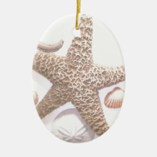 She Sells Sea Shells Ceramic Ornament