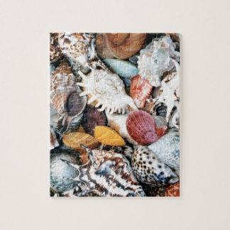 She Sells Sea Shells Jigsaw Puzzle