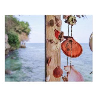 She Sells Sea Shells Postcard