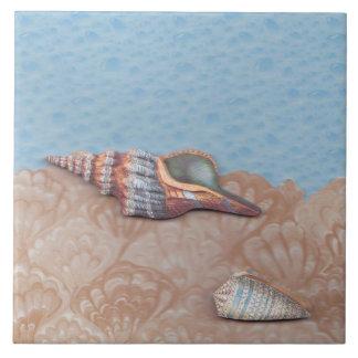 She sells, sea shells tile