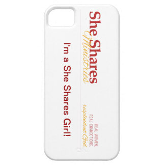 She Shares Ministries iPhone Cover
