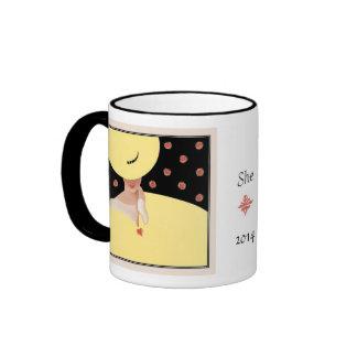 She © She Ringer Mug