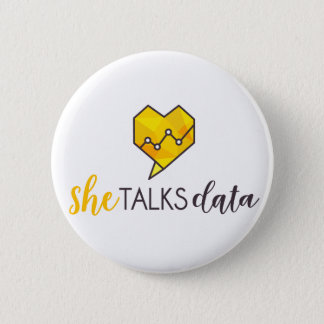 She Talks Data Button