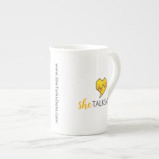 She Talks Data Mug