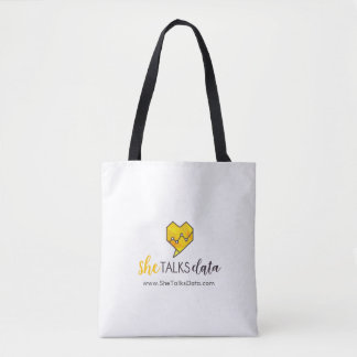 She Talks Data Tote