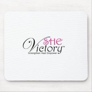 She Victory Mousepad