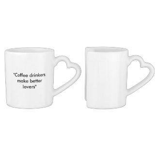 She will love it, so will you! coffee mug set