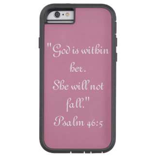 """She will not Fall."" Iphone 6/6s Tough Extreme Tough Xtreme iPhone 6 Case"