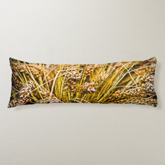 Sheaf Of Wheat - Thank You Body Pillow