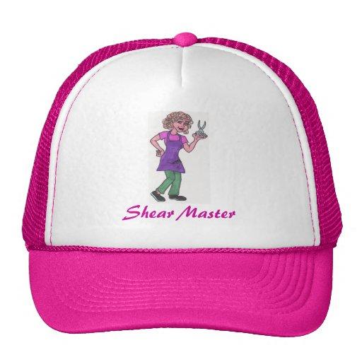 Shear Perfection Mesh Hats