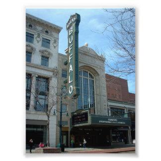 Shea's Performing Art Center Buffalo NY Photo Print
