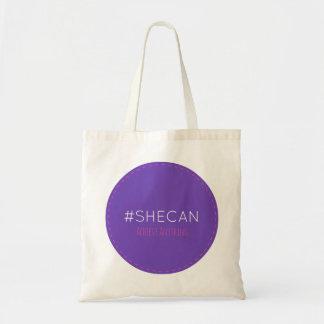 #SheCan Tote Bag