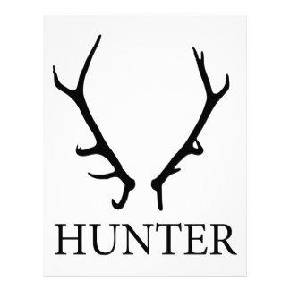 Shed Hunter Letterhead