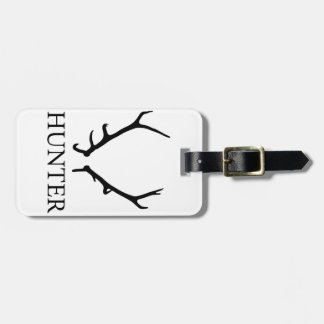 Shed Hunter Luggage Tag