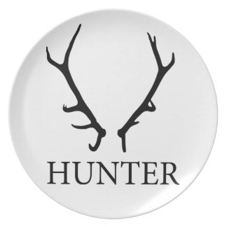 Shed Hunter Plate